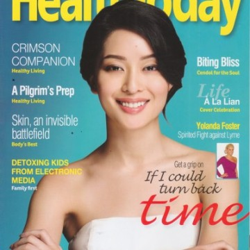 Health Today Cover (June 2014)