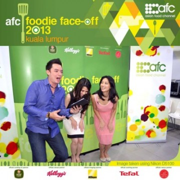 AFC Foodie Face Off 2013