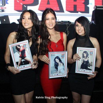 FHM 100 Most Wanted Party 2013
