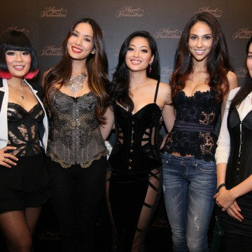 Agent Provocateur Arrives in Kuala Lumpur