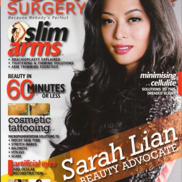Cosmetic Surgery & Beauty Cover (April 2014)