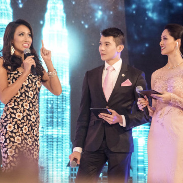 Hosting The New Miss Universe Malaysia 2015 Grand Finale