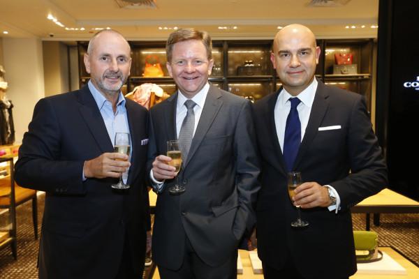 L-R Ian Bickley, Andrew Brien & Andrew Stanleick (2)
